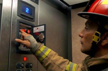 Пожарные лифты